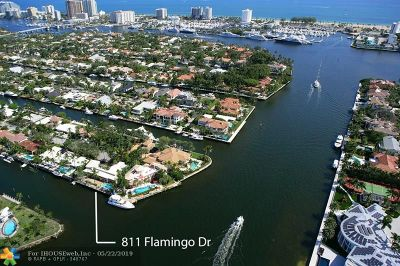 Fort Lauderdale Residential Lots & Land For Sale: 811 Flamingo Dr