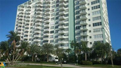 North Miami Condo/Townhouse For Sale: 2150 Sans Souci Blvd #B406