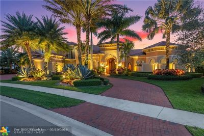 Parkland Single Family Home For Sale: 7120 Lemon Grass Drive