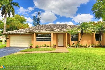 Cypress Run Single Family Home For Sale: 10904 NW 19th Mnr