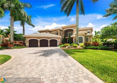 Davie Single Family Home Backup Contract-Call LA: 3750 Birch Ter