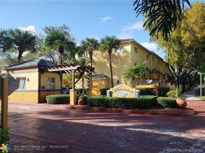 Miami Condo/Townhouse For Sale: 8240 SW 149th Ct #201