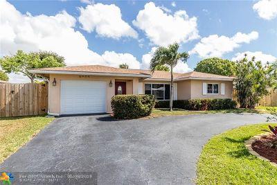 Tamarac Single Family Home Backup Contract-Call LA: 9605 NW 66th St