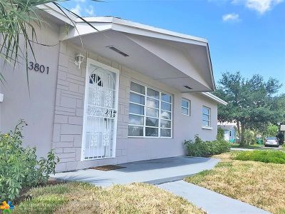 Miami Gardens Single Family Home For Sale: 3801 NW 186th St