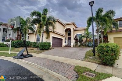 Boca Raton Single Family Home For Sale: 11058 Seaport Ln