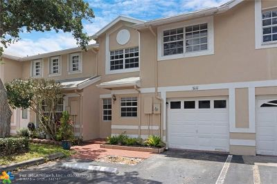 Cooper City Condo/Townhouse Backup Contract-Call LA: 5111 SW 121st Ave