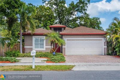 Dania Beach Single Family Home For Sale: 121 SW 1st Ct