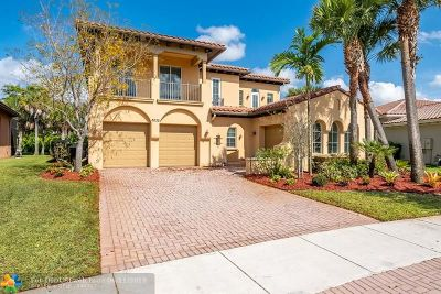 Parkland FL Single Family Home For Sale: $759,900