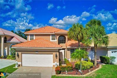 Boca Raton Single Family Home For Sale: 18495 Old Princeton Ln