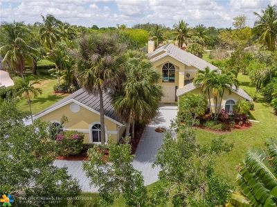 Parkland Single Family Home For Sale: 7111 Cutter Ct