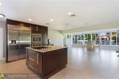 Fort Lauderdale Single Family Home For Sale: 1519 SE 14th St