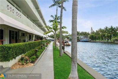 Fort Lauderdale Condo/Townhouse For Sale: 1000 SE 4th St #127