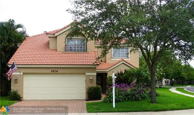 Davie Single Family Home Backup Contract-Call LA: 2826 Oak Grove Rd
