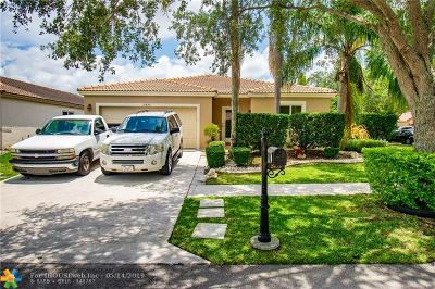 Miramar Single Family Home For Sale: 2473 SW 103rd Ave
