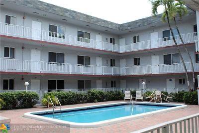 Pembroke Pines Condo/Townhouse For Sale: 7910 Taft St #208