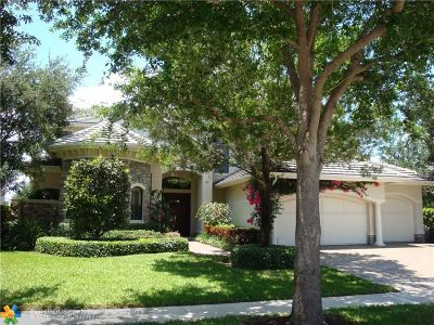 Boynton Beach Single Family Home For Sale: 8967 Three Rail Dr