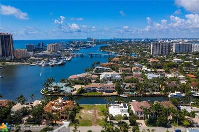 Fort Lauderdale Residential Lots & Land For Sale: 2700 Sea Island Dr