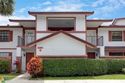 Coral Springs Condo/Townhouse Backup Contract-Call LA: 2502 NW 89th Dr #2502