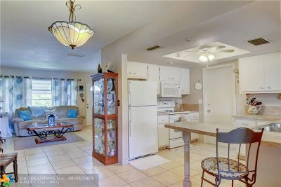 Margate Single Family Home For Sale: 1175 NW 66th Ter