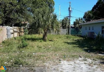 Pompano Beach Residential Lots & Land For Sale: NW 5th Ave