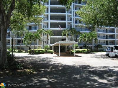 Pompano Beach Condo/Townhouse For Sale: 625 Oaks Dr #907