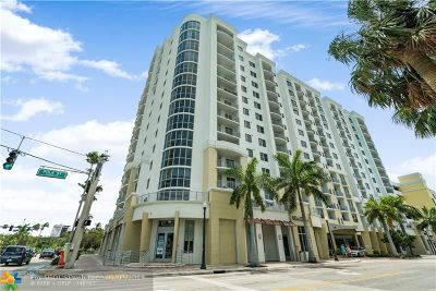Hollywood Condo/Townhouse For Sale: 1830 Radius #1120