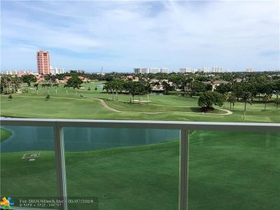 Boca Raton Condo/Townhouse For Sale: 550 SE Mizner Blvd #703-B