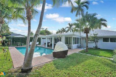 Fort Lauderdale Single Family Home For Sale: 2030 NE 31st Ave