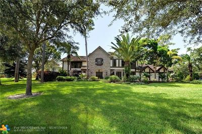 Parkland Single Family Home For Sale: 7914 Shenandoah Ln