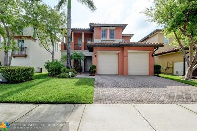 Parkland Single Family Home For Sale: 8032 NW 125th Ter
