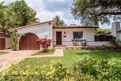 Rio Vista, Rio Vista C J Hectors Re, Rio Vista Isles Single Family Home For Sale: 1005 SE 7th St