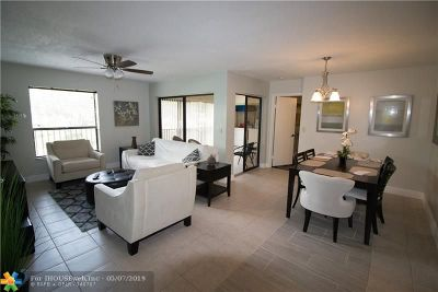 Coconut Creek Condo/Townhouse For Sale: 3252 NW 47th Ave #32102