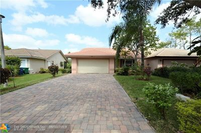 Broward County Single Family Home For Sale: 1780 NW 97th Avenue
