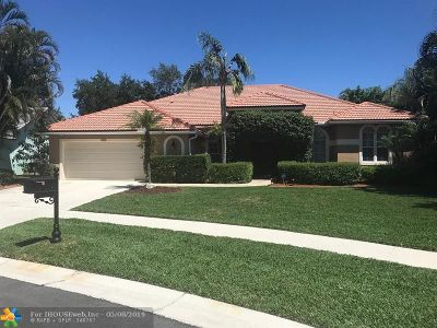 Jupiter Single Family Home For Sale: 211 Shorewood Way