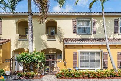 Margate Condo/Townhouse For Sale: 3371 Merrick Ln #704