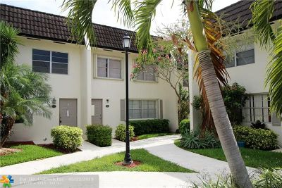 Coral Springs Condo/Townhouse Backup Contract-Call LA: 9050 NW 28th St #122