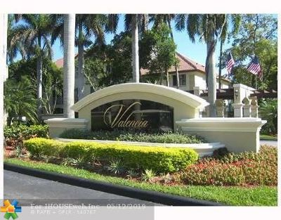 Doral Condo/Townhouse For Sale: 10045 NW 46th St #108