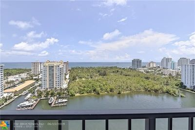 Fort Lauderdale Condo/Townhouse Backup Contract-Call LA: 936 Intracoastal Dr. #21E