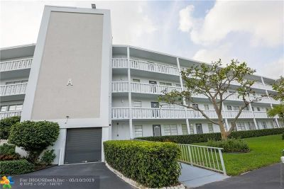 Deerfield Beach Condo/Townhouse For Sale: 4004 Harwood C #4004
