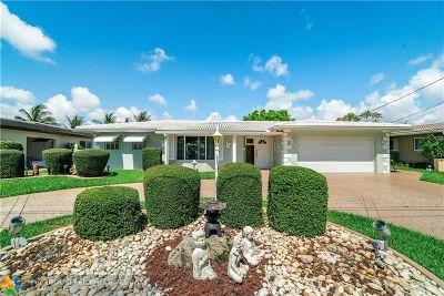 Pompano Beach Single Family Home For Sale: 621 SE 8th Ave