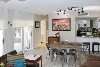 Plantation Condo/Townhouse For Sale: 501 NW 98th Ave #501