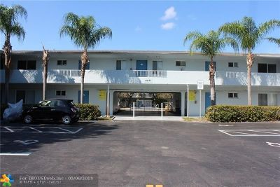 Plantation Condo/Townhouse For Sale: 4271 NW 5th St #253