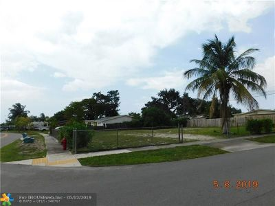 Fort Lauderdale Residential Lots & Land For Sale: 1930 SW 36th Ave