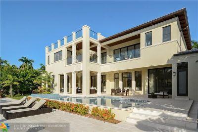 Fort Lauderdale Rental For Rent: 301 San Marco Dr