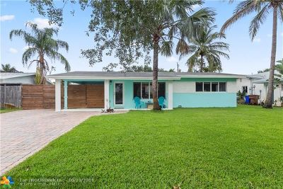Deerfield Beach Single Family Home For Sale: 212 NE 8th Ave