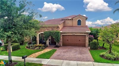 Parkland Single Family Home For Sale: 7364 NW 112th Ter
