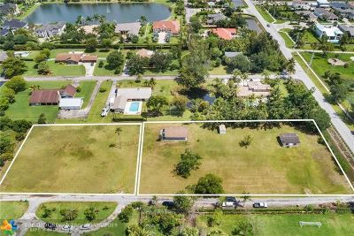 Davie Residential Lots & Land For Sale: 58 SW St