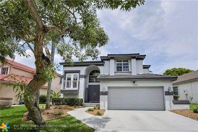Cooper City Single Family Home Backup Contract-Call LA: 10327 Lima St