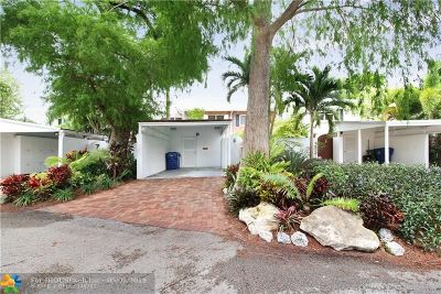 Wilton Manors Condo/Townhouse Backup Contract-Call LA: 5 Hathaway Ln #5