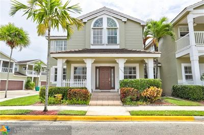 Coral Springs Condo/Townhouse For Sale: 10502 NW 57th St #10502